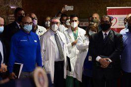 epidemiologo asegura que el task force medico fue minoria en la toma de decisiones