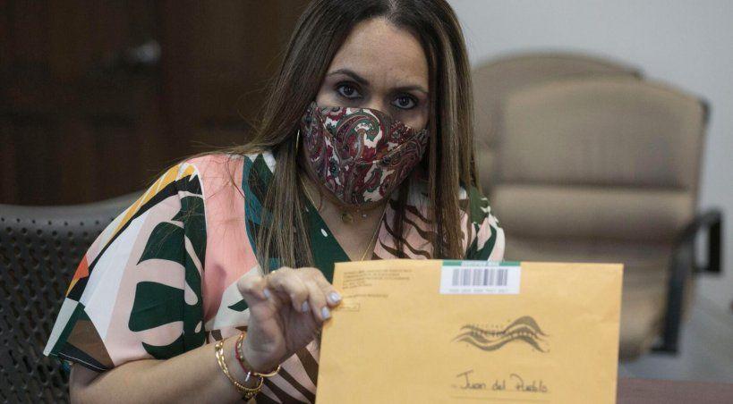 Investigan si hubo envío duplicado de papeletas
