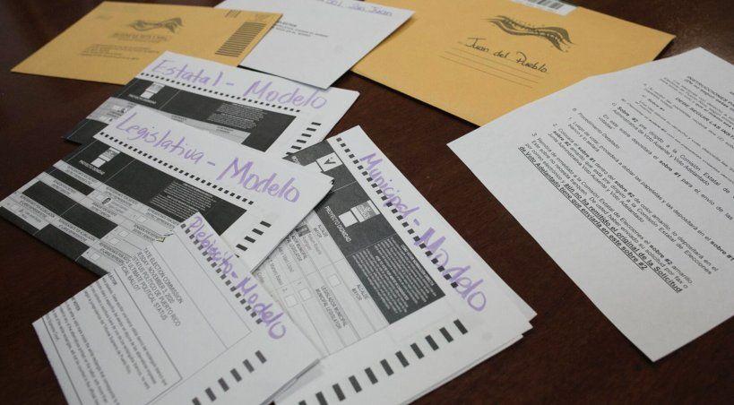 Comienza hoy el conteo de votos