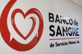 instan a donar sangre