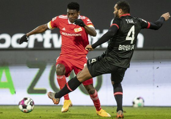 Union de Berlín supera a Leverkusen y trepa al 4to sitio