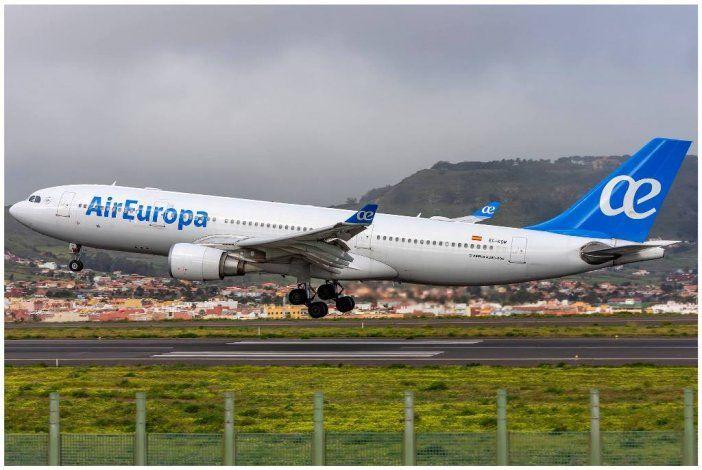 Air Europa reanuda rutas a Latinoamérica en noviembre, incluyendo Venezuela