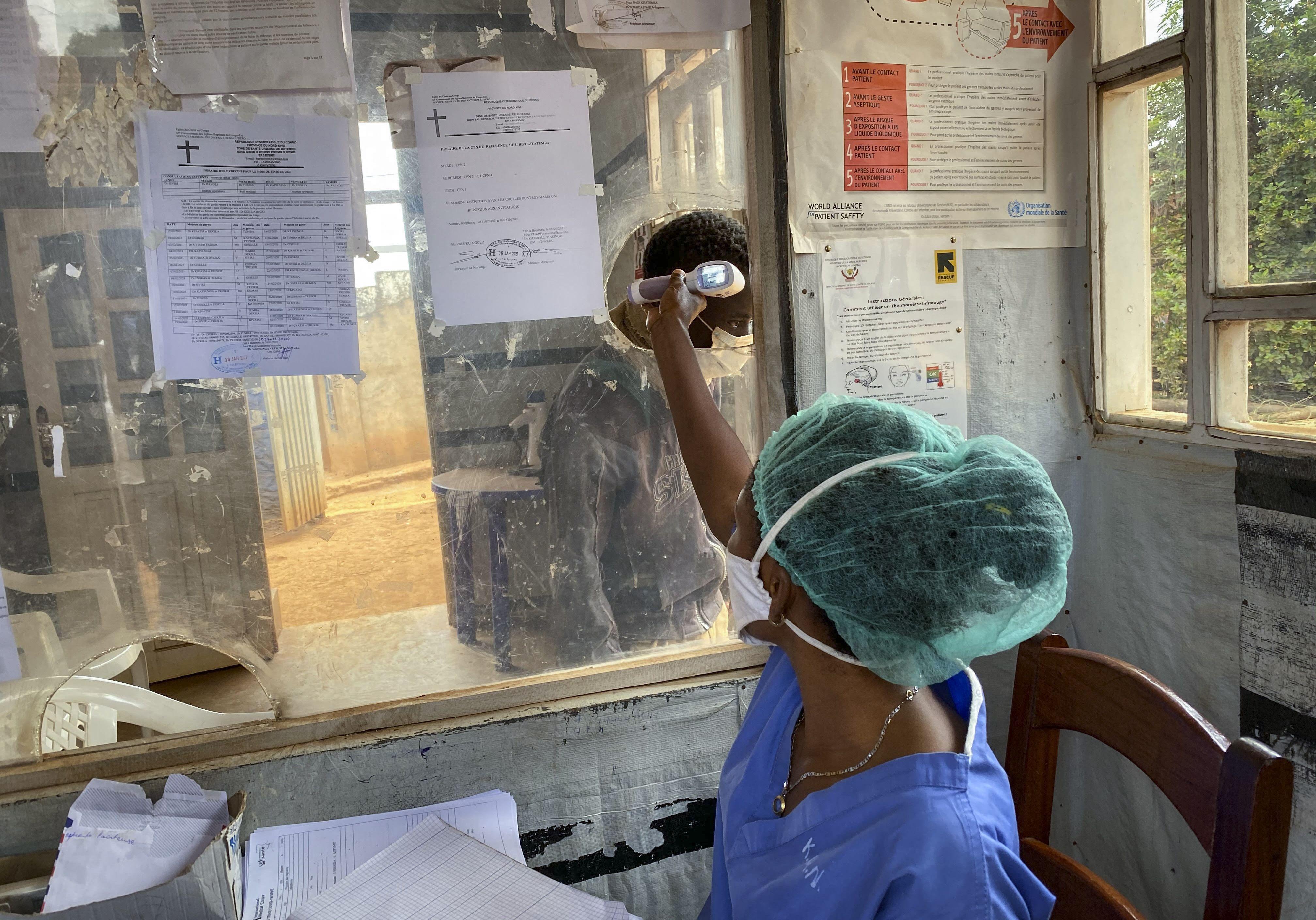 confirman caso de ebola en el congo