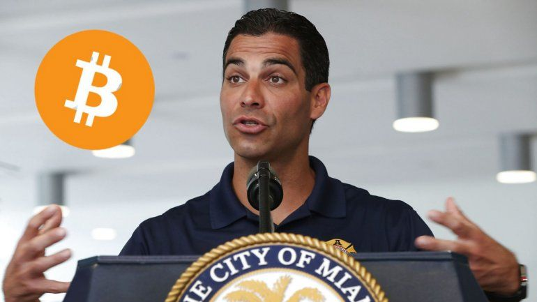 Las puertas están abiertas a los mineros de Bitcoin de China, dice el alcalde de Miami