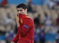 morata en la mira por la falta de contundencia en espana