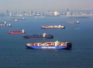 por escasez de conductores, buques de carga se quedan varados en puertos de california