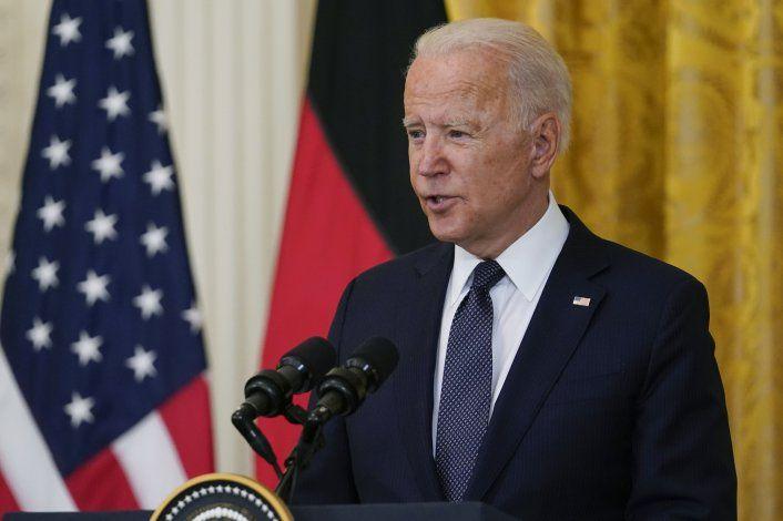 Biden: EEUU protegerá embajada en Haití, no enviará soldados