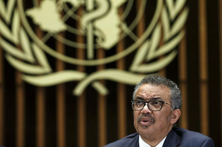 Jefe OMS: el mundo puede empezar a soñar con fin de pandemia