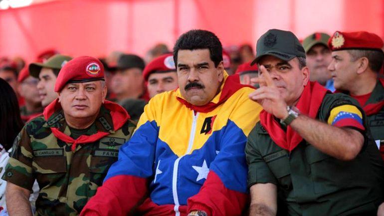 EEUU le asesta uno de los golpes más duros al régimen de Maduro