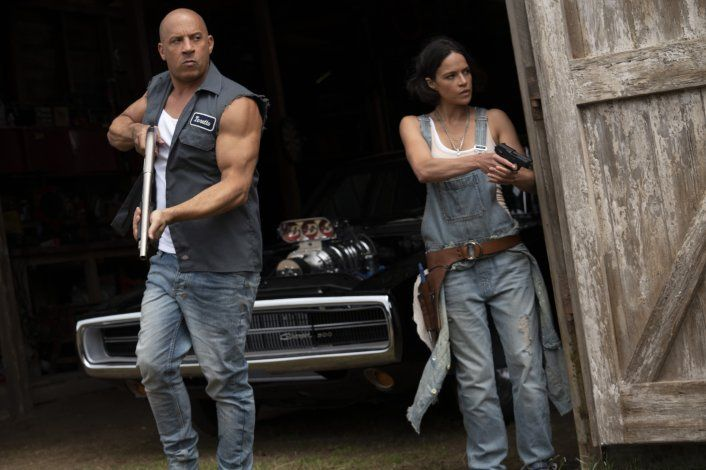 """Vin Diesel dice que """"Fast and Furious"""" se acerca a su final"""