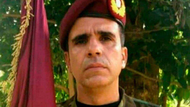 Asesinaron a un militar venezolano horas antes de asumir el comando de una zona donde generales se disputan el control de la frontera