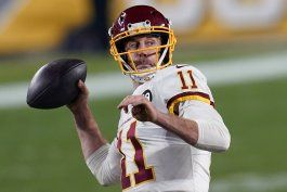 fuente ap: washington decide romper con alex smith