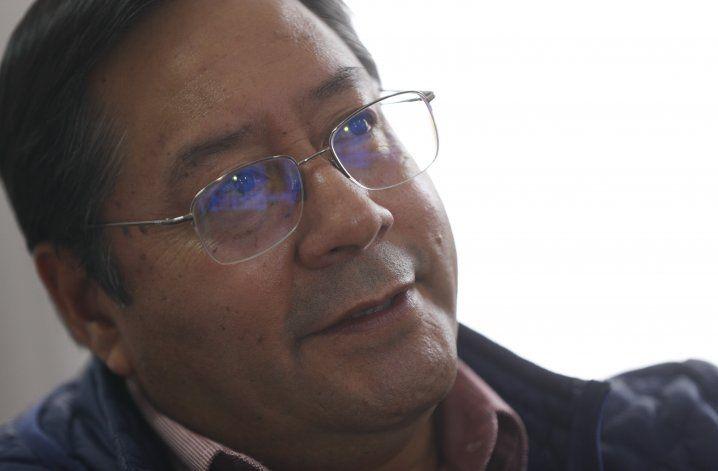 FMI elogia a Arce; espera trabajar de cerca con Bolivia