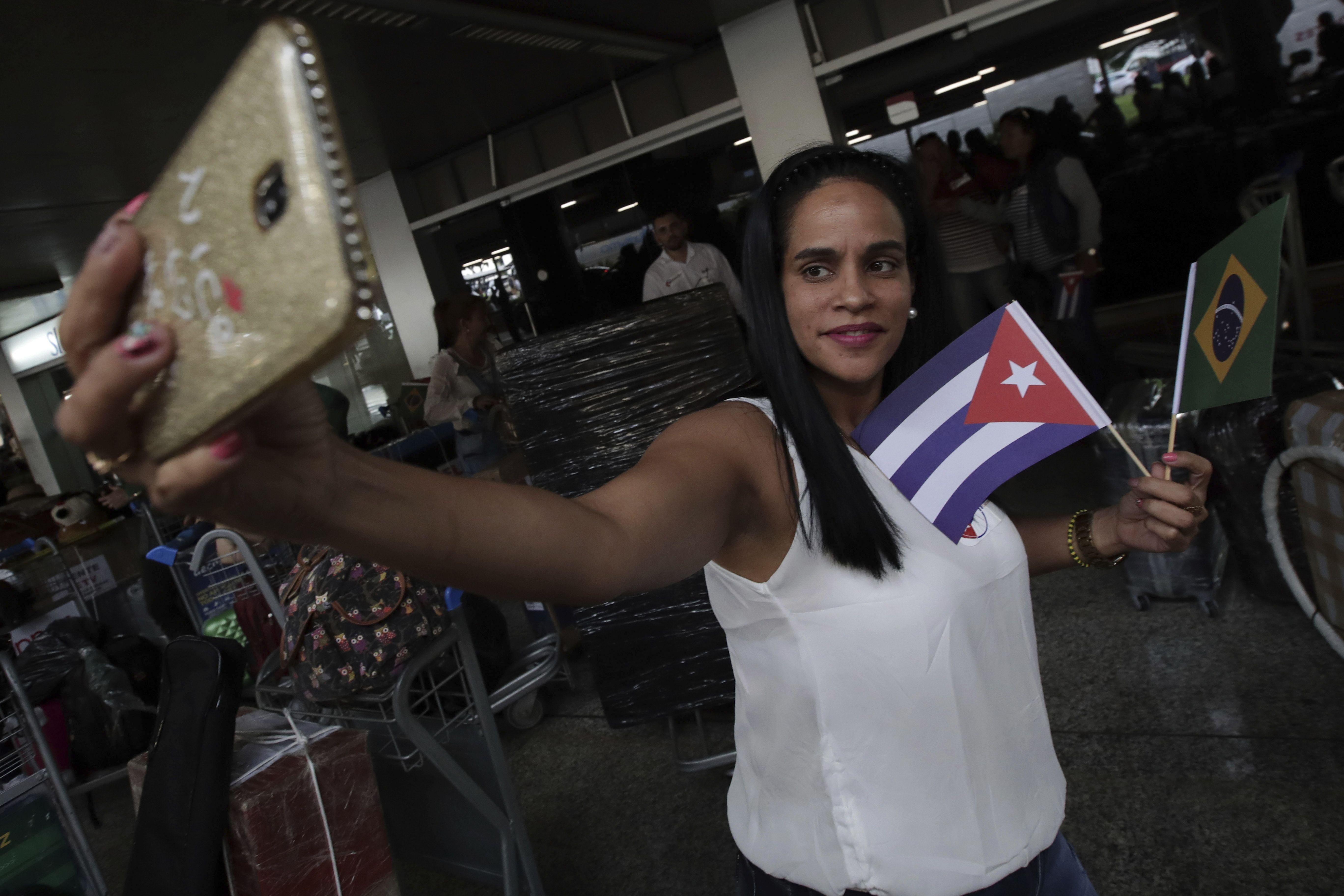 A Cuba no vuelvo más: Médicos cubanos deciden quedarse en Brasil