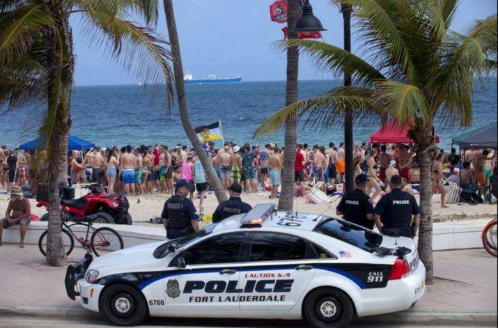 Fort Lauderdale, la ciudad menos segura de EE.UU.