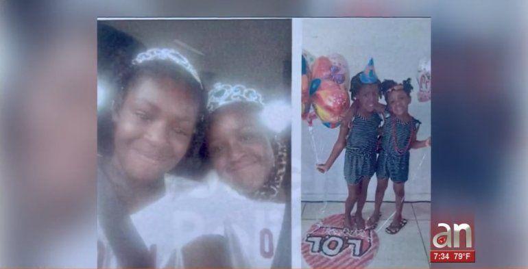 Revelan llamada al 911 en caso de las niñas encontradas muertas en Lauderhill