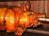El cerdo asado al estilo cubano es un plato que se consume con mucha frecuencia en la isla. Por lo general, la costumbre es que se haga principalmente en Noche Buena. Esta es la época del año en la que más se consumepuerco asado cuba