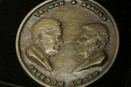 Medalla de la Libertad Truman-Reagan
