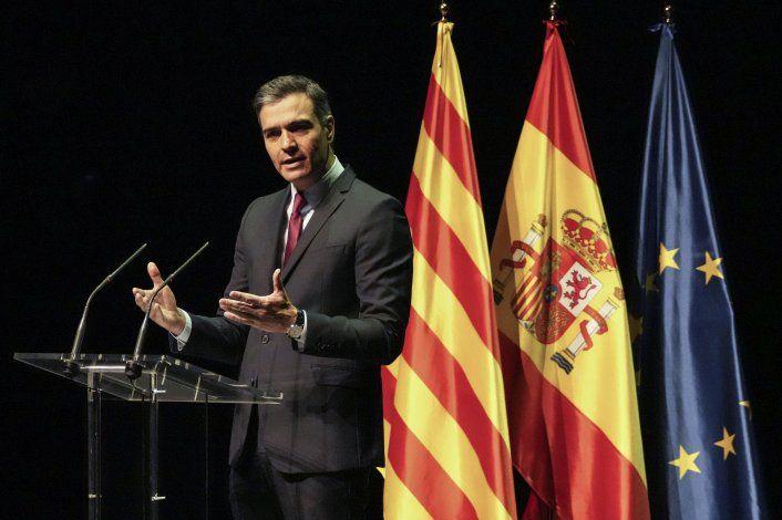 Sánchez anuncia el indulto a 9 separatistas catalanes