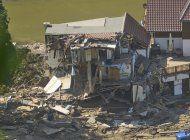 alemania: inundacion trae tema climatico a campana electoral