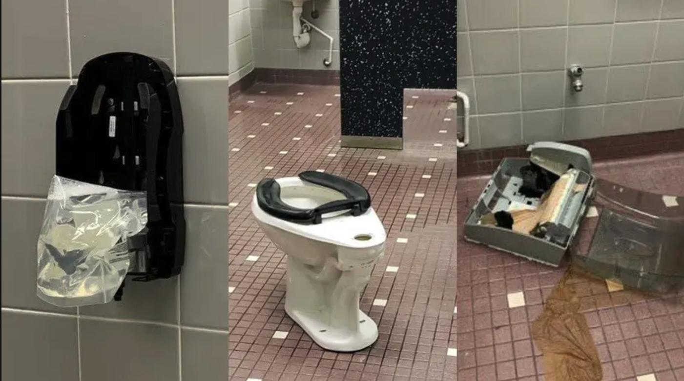 nuevo reto de tiktok causa incidentes de vandalismo dentro de las escuelas