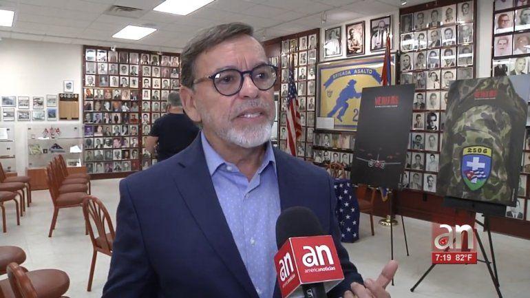 Presentan en Miami documental Veritas sobre la Brigada 2506