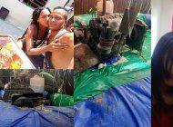 desaparecidos manifestantes del 11j que se lanzaron al mar huyendo de la policia en cuba