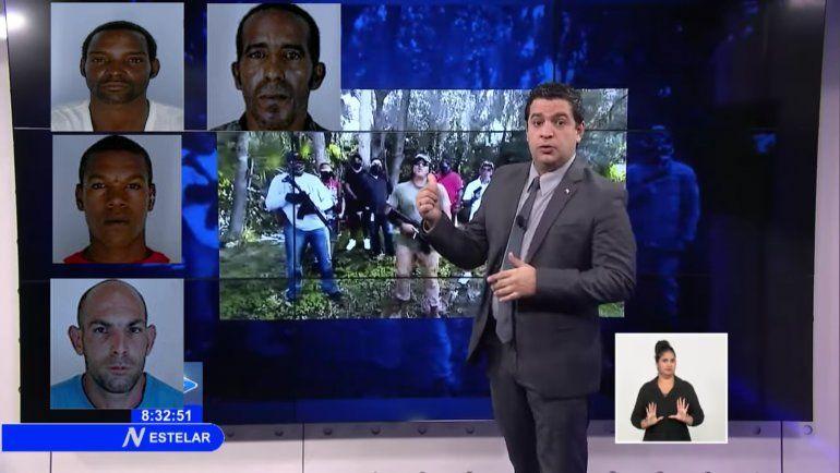 Detenidos cuatro hombres en Cuba por supuestos planes terroristas organizados desde Miami, dice la televisión