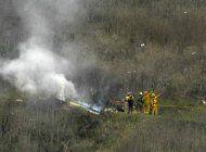 bomberos que tomaron fotos de kobe podrian ser despedidos