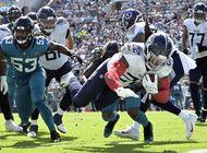 henry hace 3 touchdowns por tierra y titans vencen a jaguars