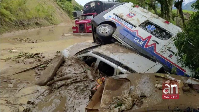 Huracán Iota causa destrucción en Honduras y Nicaragua