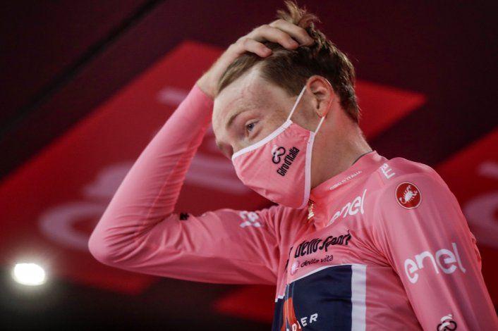 Geoghegan Hart se corona campeón del Giro por 39 segundos