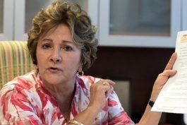 La procuradora Carmen Delia Sánchez alertó que, debido a la migración, se han catapultado los casos de abandono.