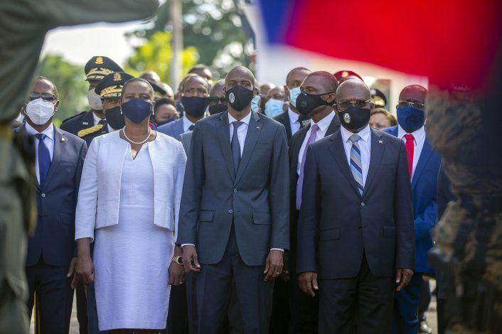 Renuncia el primer ministro de la convulsa Haití
