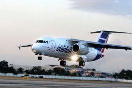 Los vuelos nacionales seguirán cancelados: Cubana de Aviación no puede mantener los equipos en el aire