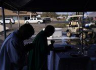 residentes de luisiana agradecen pequenos milagros tras ida