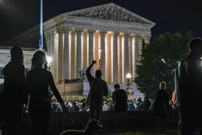 Corte Suprema, nuevo frente de combate en elecciones de EEUU