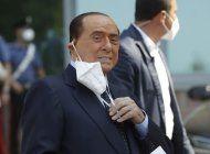 el exlider italiano berlusconi es dado de alta del hospital