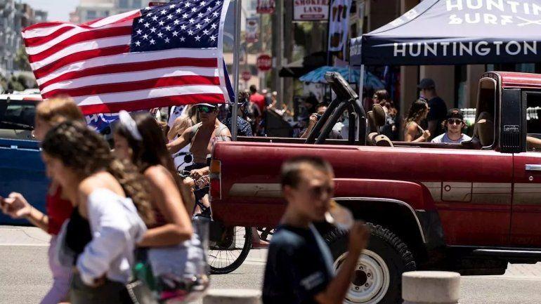 El turismo interno en EEUU empieza a recuperarse del golpe del Covid-19