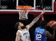 francia estropea el debut de eeuu en basket