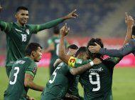 bolivia llega motivada a brasil para la copa america