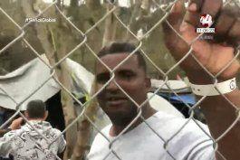 en matamoros migrantes cubanos esperanzados con poder entrar a eeuu