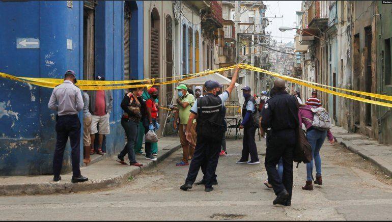 Régimen cubano dice que está en guerra contra el Coronavirus aunque cubanos creen que es contra el pueblo