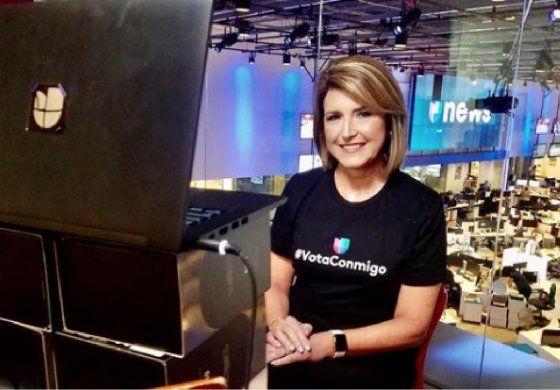 Univisión despide a Alina Mayo Azze, presentadora por más de 35 años