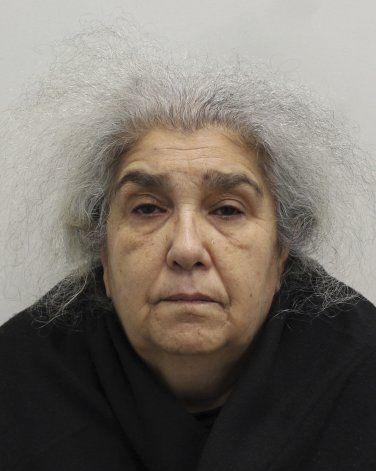 Policía Londres condena a mujer que ayudó a robar diamantes