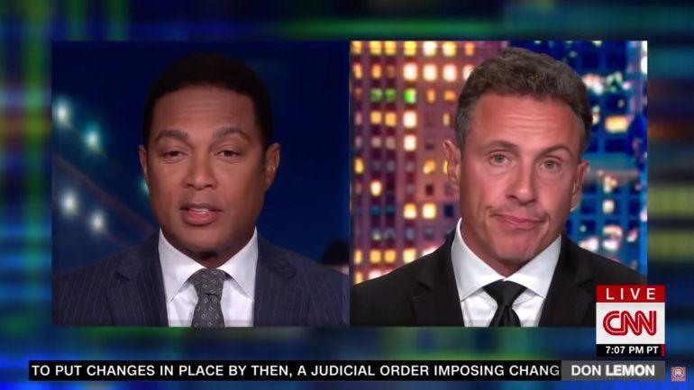 VIDEO: El presentador de CNN Don Lemon sugiere volar todo el sistema de Estados Unidos