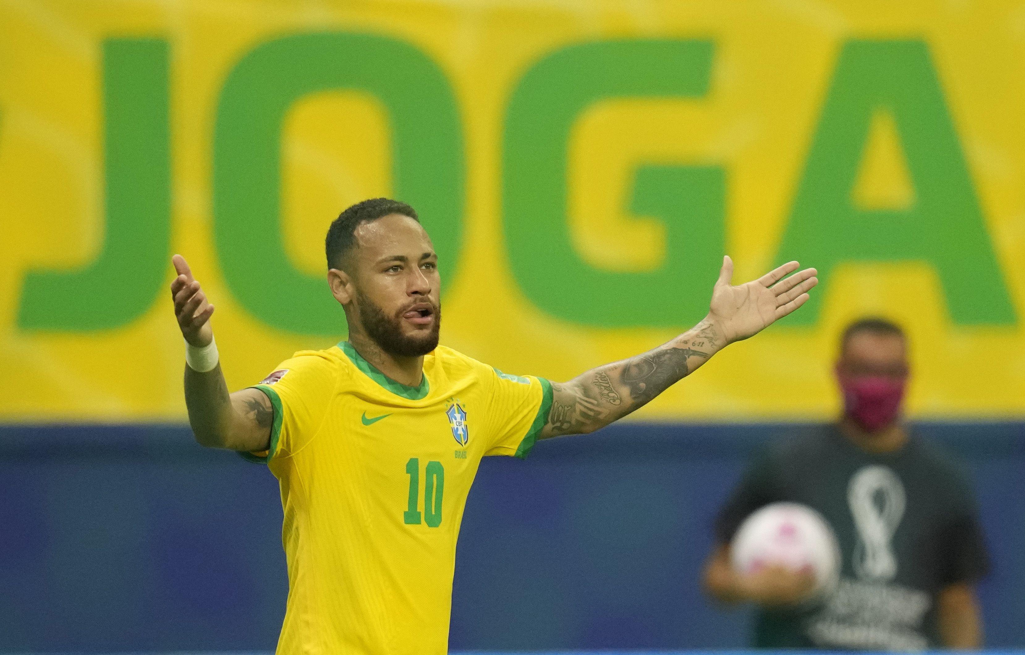 Infantino prefiere jugar duelo suspendido Brasil-Argentina