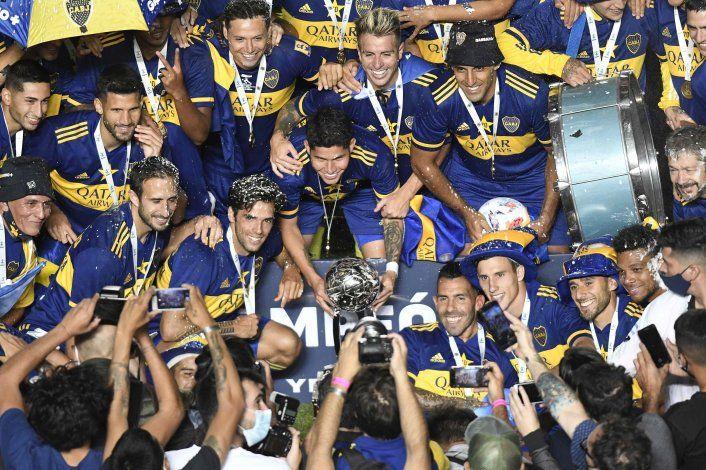 Presidente del Boca Juniors da positivo en COVID-19