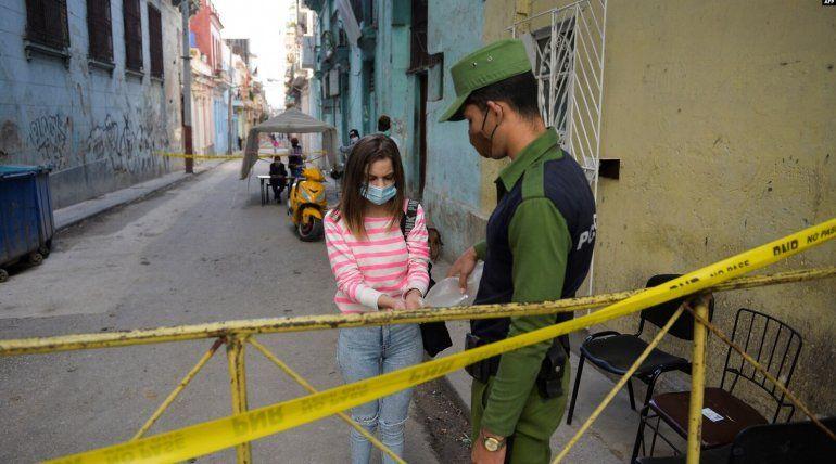 Cuba supera los 50.000 casos de coronavirus tras confirmar 811 más en 24 horas