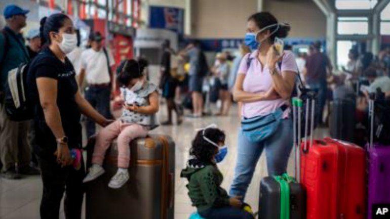 Más de 100 personas llegaron a Cuba contagiadas con Covid-19 en solo dos semanas